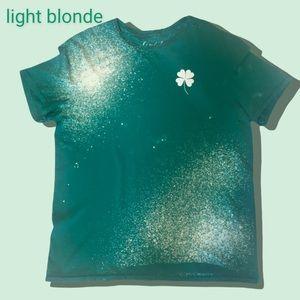 The Light Blonde   NOT LUCKY~BLESSED~ UNISEX!